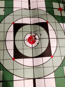 Ruger American Rimfire Accuracy